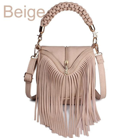 Ladies Tassel Handbags