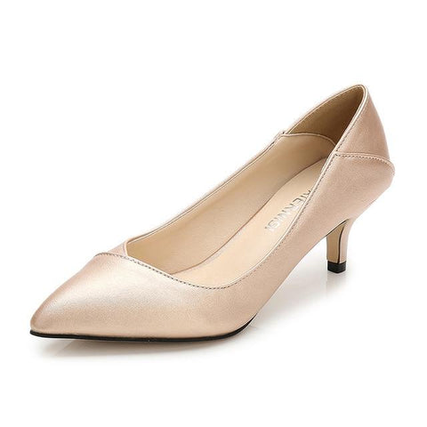 Pointed Toe Women Pumps