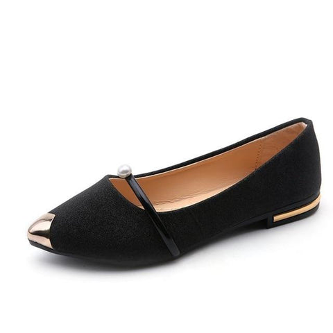 Comfortable Pointed Toe Flat Shoes