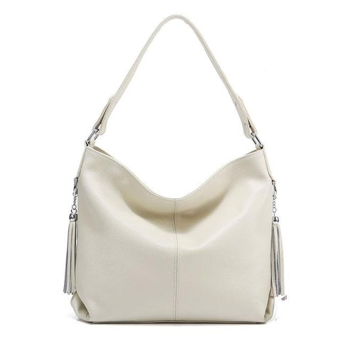 Large Capacty Leather Handbags