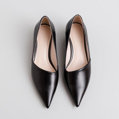 Pointed Toe Party Heels