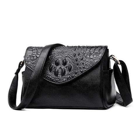High Qaulity Leather Vintage Crossbody Handbags