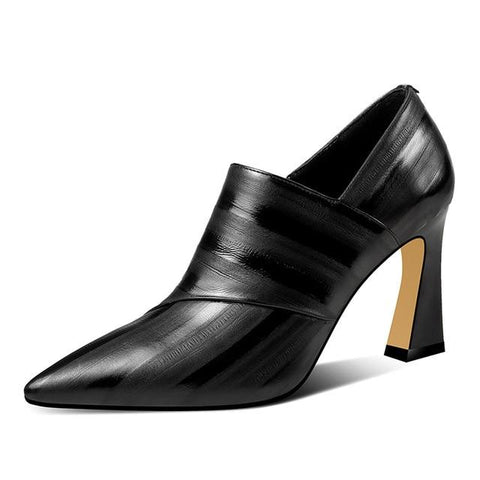 Women Leather Pumps