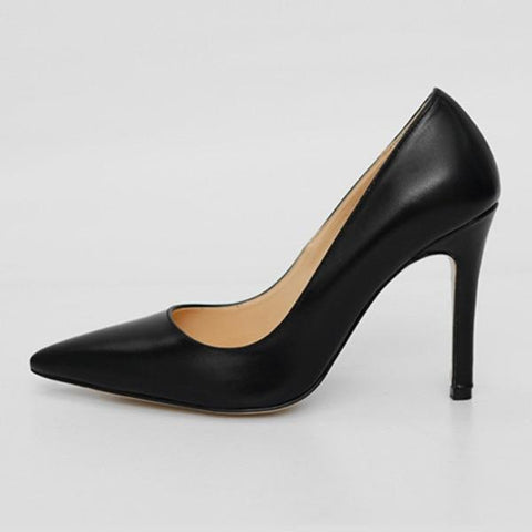 Pointed Toe Office Thin Heels