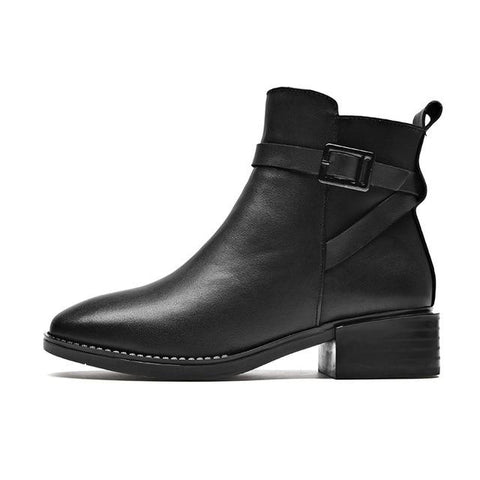 Retro Casual Boots