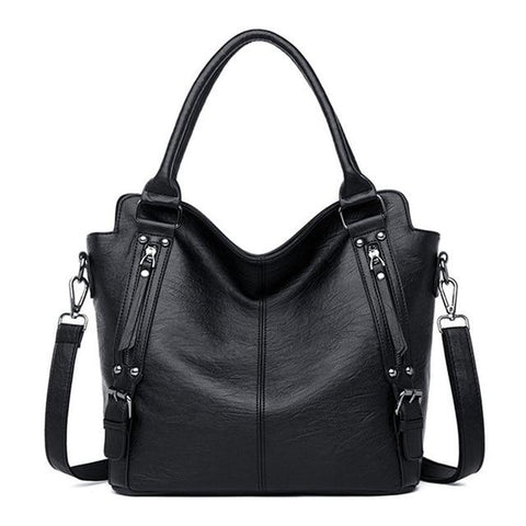 Soft Leather Sac Handbags