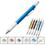 7 in 1 multi-function ballpoint pen