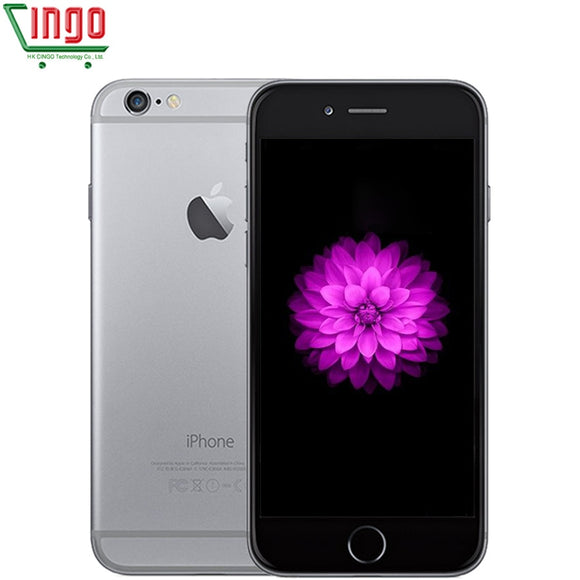 Unlocked Apple iPhone 6 1GB RAM 4.7 inch IOS Dual Core 1.4GHz 16/64/128GB ROM 8.0 MP Camera 3G WCDMA 4G LTE Used Mobile phone