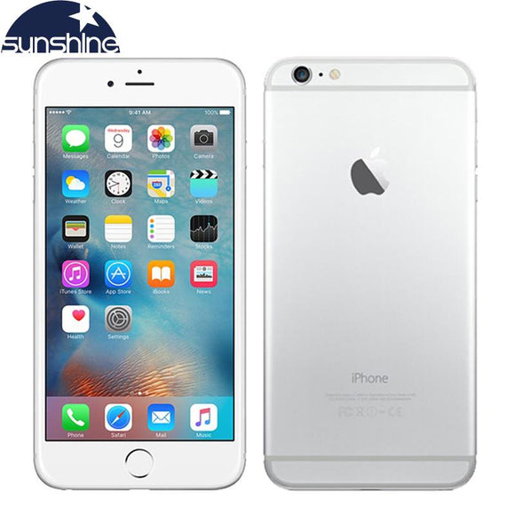 Original Unlocked Apple iPhone 6 & iPhone 6 Plus Mobile Phone 4G LTE 4.7/5.5 IPS 1GB RAM 16/64/128GB iOS Fingerorint Smartphone - Xtrem Shopping
