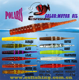 Esfishing Worm Ice Fishing Bait Soft lure 20pcs Polaris 4.2cm 0.5g Feeder Fishing free shiping Pesca Jerk Pesca Jig Trout Jig - Xtrem Shopping