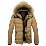 FIT -25 'C Brand Winter Jacket Men 2018 New Parka Coat Men Down Keep Warm Fashion M-4XL 5XL 6XL - Xtrem Shopping