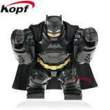Single Sale Super Heroes Deadpool 2 Infinity War Thanos Captain America Batman Spiderman Outrider Building Blocks Children Toys - 0295