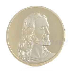 2018 Jesus Last Supper Commemorative Coin  Collection Collectible Christmas Gift JUL18_21 - Xtrem Shopping