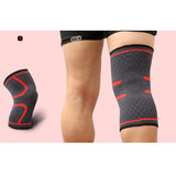 1PCS Plus Size Fitness Running Cycling Knee Support Braces Elastic Nylon Sport Compression Basketball Knee Pad Sleeve for Men - Xtrem Shopping