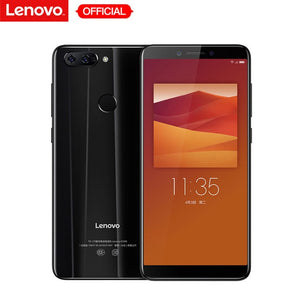 Lenovo K5 K350t Mobile Phone 3GB RAM 32GB ROM MT6750 Octa-core Smartphone 5.7'' HD+ 18:9 Display Dual Rear Camera 13MP 5MP - Xtrem Shopping