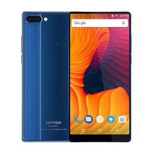 Original Vernee Mix 2 Dual Camera Smartphone 4GB 64GB 6.0 Inch 18:9 Screen Back Glass Design Android 7.0 13MP Cellphone 4200mAh - Xtrem Shopping