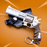Kids Christmas Gifts Toys Game Fortnight Battle Royale Action Figure Gun Model Alloy Weapons FORTNIGHT Keychain - Xtrem Shopping