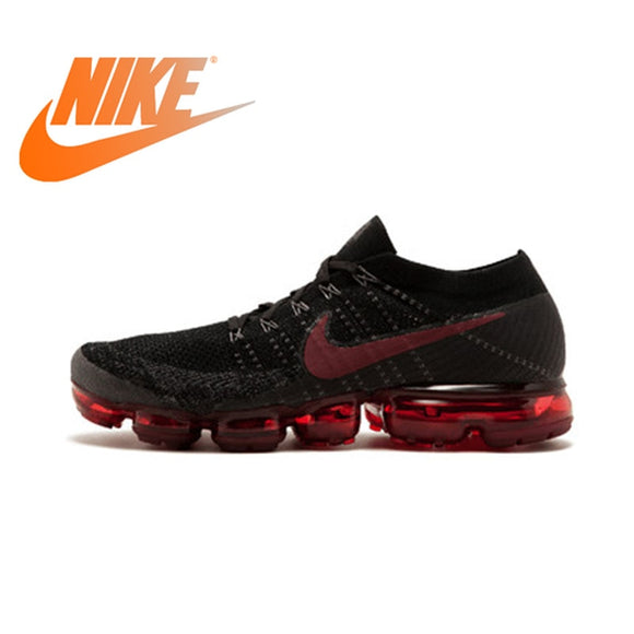 Original Official Nike Air VaporMax Be True Flyknit Breathable Men's Running Shoes Outdoor Sports Sneakers Low Top Athletic - Xtrem Shopping