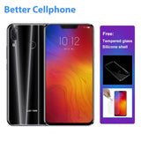 Lenovo Z5 L78011 fingerprint Face-ID SmartPhone Snapdragon 636 Octa-Core 1.8Ghz Dual Rear 16MP+8MP 6GB RAM+64GB ROM OTG 3300mAh - Xtrem Shopping