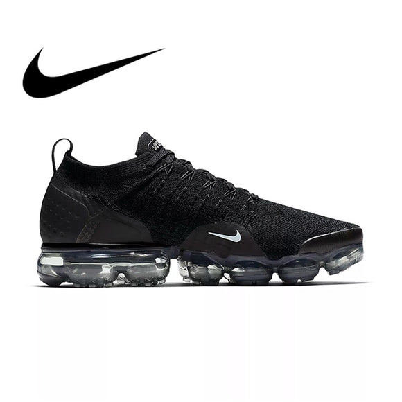 Original NIKE AIR VAPORMAX FLYKNIT 2.0 Authentic MensSport Outdoor Running Shoes Breathable Durable Sneakers Comfortable 942842 - Xtrem Shopping