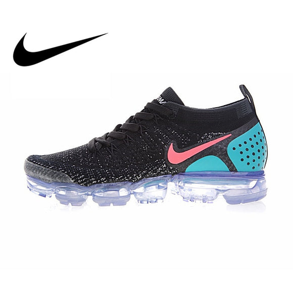 Original NIKE AIR VAPORMAX FLYKNIT 2.0 Authentic Mens Running Shoes Sport Outdoor Sneakers Breathable durable Athletic 942842 - Xtrem Shopping