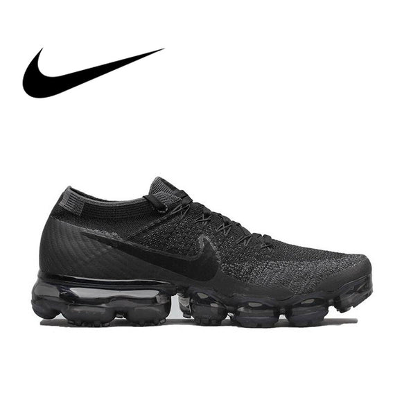 Original Nike Air VaporMax Be True Flyknit Breathable Men's Running Shoes Sports Official Comfortable Durable Sneakers Outdoor - Xtrem Shopping