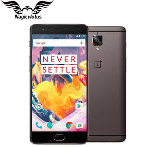 "Original Brand New OnePlus 3T A3010 Smartphone 6GB RAM 64GB ROM 5.5"" FHD Android Snapdragon 821 16MP NFC Mobile Phone - Xtrem Shopping"