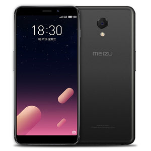 "Original Meizu M6S 32GB 3GB Mobile Phone Hexa Core Exynos 7872 5.7"" HD Screen 16.0MP F/2.0 Aperture Cell phone Fingerprint"