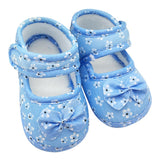 Infant Prewalker Toddler Girls Kid Bowknot Soft Anti-Slip Crib Shoes First Walkers 0-18 Months Hot Selling - Xtrem Shopping
