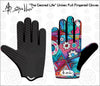 """The Geared Life"" Unisex Full Fingered Lighweight Gloves for Ultimate Performance and Fit"