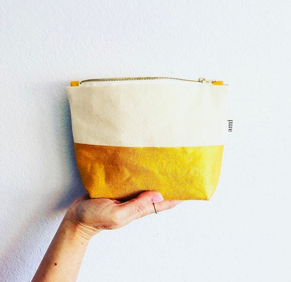 Gold Dip Pouch