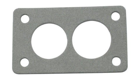 EMPI Holley Weber DFV Base Gasket, isolated type; pair
