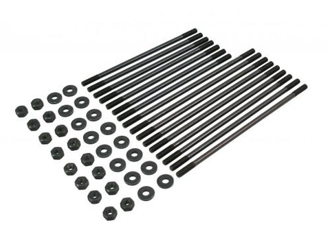 EMPI 4005 Stock Length 8mm Chromoly Case Stud Kit, for Single Port Heads