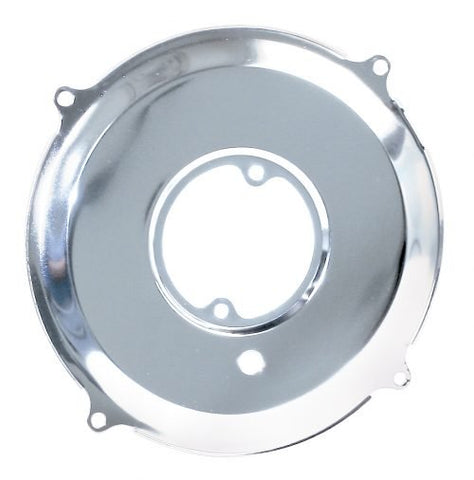 EMPI 9071 Steel Backing Plate Only, Chrome