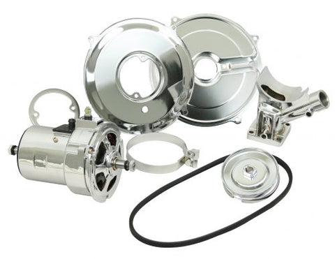 EMPI 9451 Chrome Alt. Kit with Chrome Components