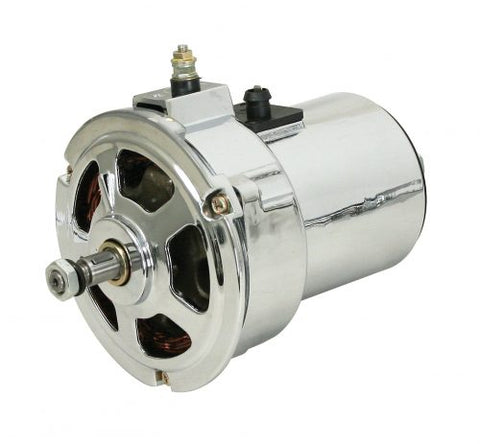 EMPI 9453 75AMP Alternator, Chrome