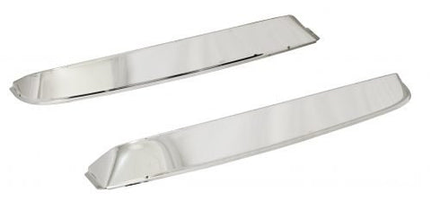 EMPI 9741 S/S Vent Shades, Type 1, 53-64, Pair