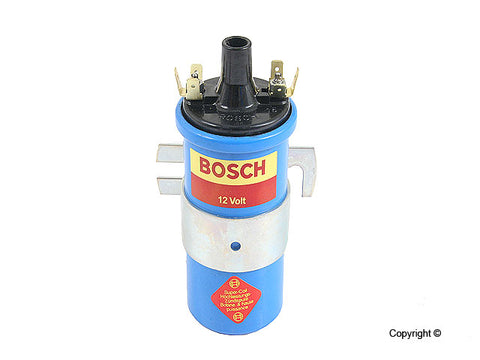 Air-Cooled Ignition Coil, Bosch