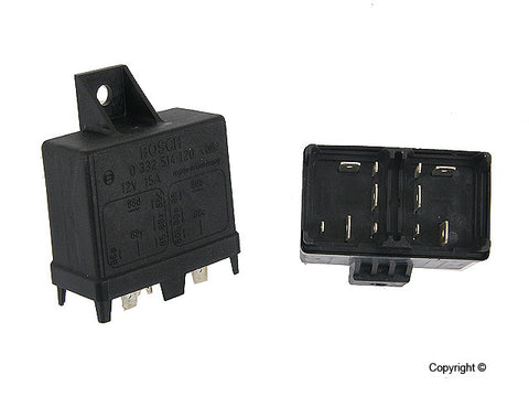 Double Relay, FI Bay 80-83.4 Vanagon