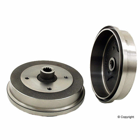 Rear Brake Drum, Beetle 68-79