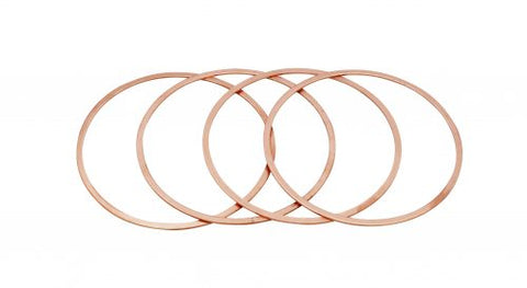 "EMPI 9532 Copper Head Gaskets 94mm .040"" (4)"