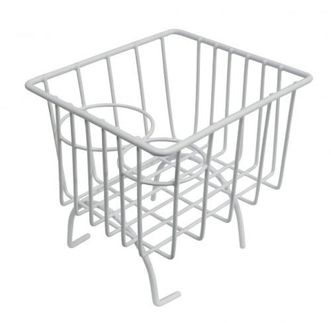 EMPI 1067 Wire Hump Basket, Ivory, Type 1