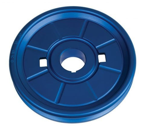 EMPI 1072 Stock Design Pulley, Blue