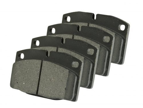 EMPI 2935-3 Replacement Brake Pads for Type 2 Sets