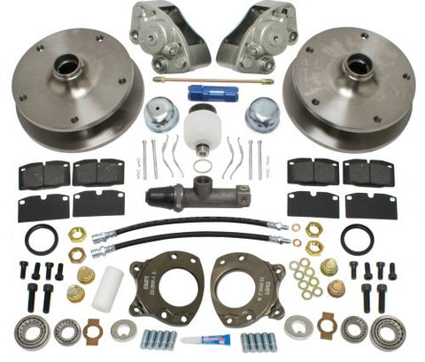 EMPI 2937 Front Disc Brake Kit, Type 2, 1964-1966 LH & RH Drive