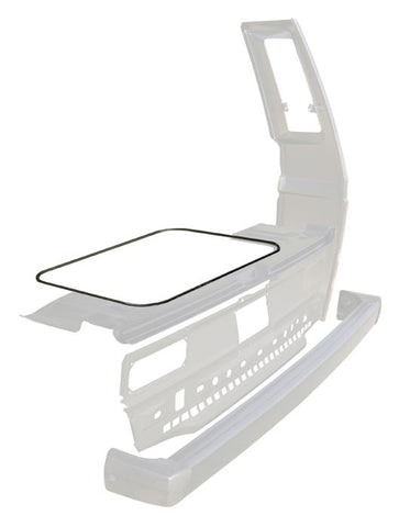 Engine Compartment Lid Seal; Vanagon