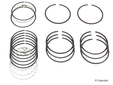 Piston Rings, 85.5mm 1600