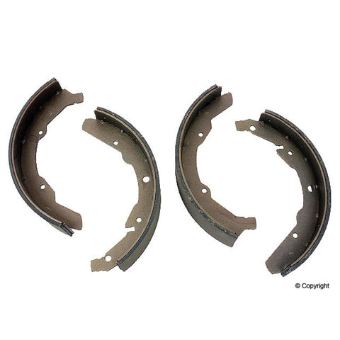 Brake Shoe Set, 71-72 Bus