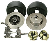 EMPI Front Disc Brake Kit, 4/130, for Ball Joint Front Ends