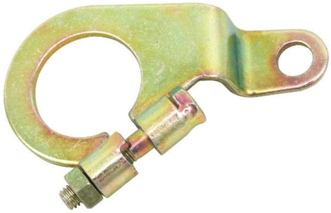 EMPI 8909 Zinc Distributor Clamp with Nut and Bolt